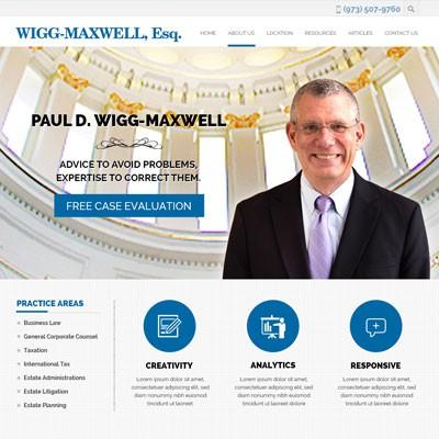 Wigg-Maxwll, Esq.